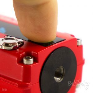 Кнопка Fire в Augvape VTEC 1.8 Mod