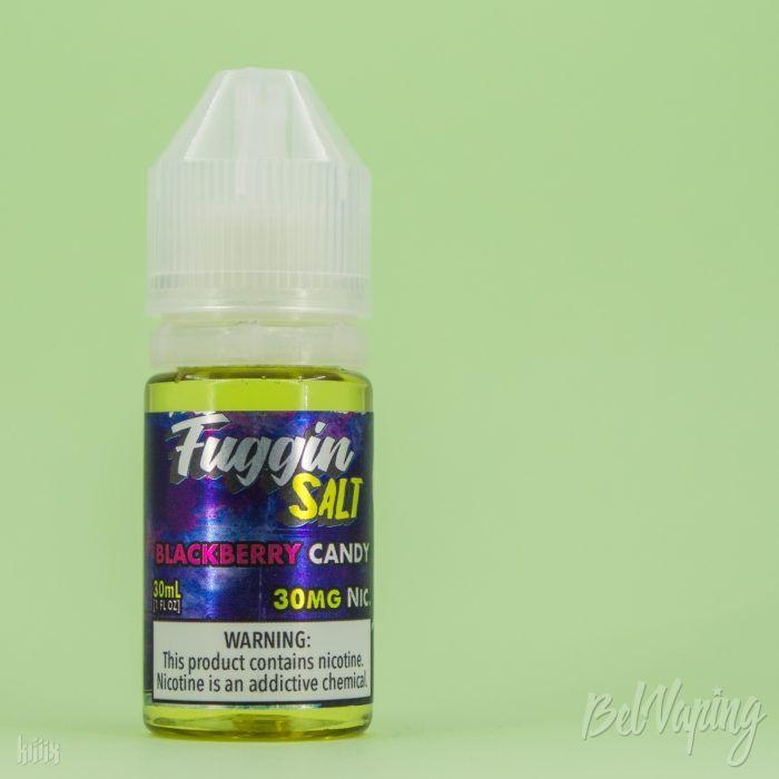 Жидкость Blackberry Candy SALT от Fuggin Vapor