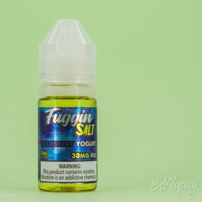 Жидкость Blueberry Yogurt SALT от Fuggin Vapor