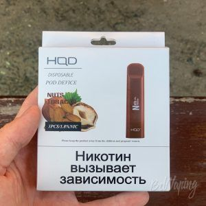 Упаковка HQD CUVIE Disposable Pod