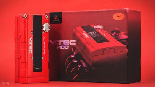 Augvape VTEC 1.8 Box Mod. Обновленный движок