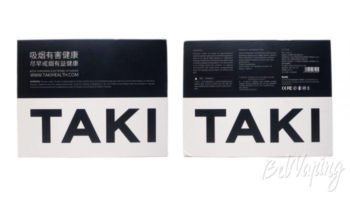 XIAOMI TAKI - подарочная упаковка