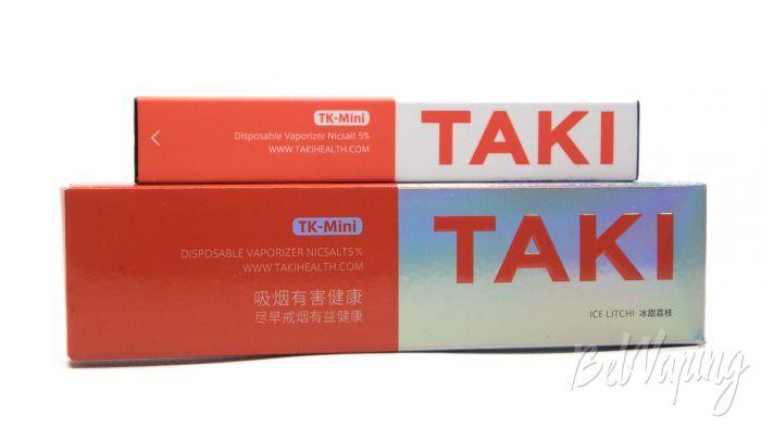 XIAOMI TAKI - вкус ICE LITCHI (личи)