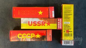 Упаковка жидкости Made in USSR от URBN VAPE