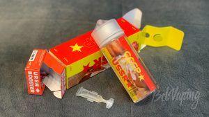 Тара и этикетка жидкости Made in USSR от URBN VAPE