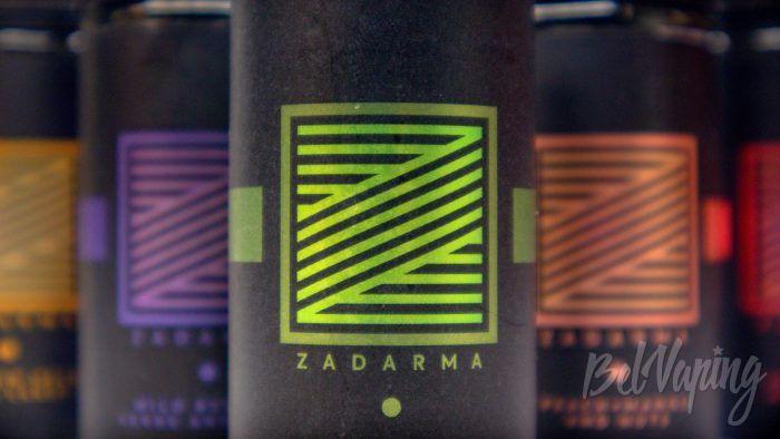 Обзор жидкости ZADARMA
