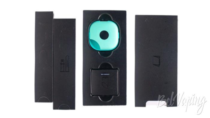 Acacia Q-WATCH POD - комплект поставки