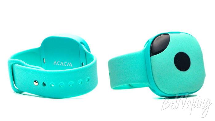 Acacia Q-WATCH POD - внешний вид в холдере
