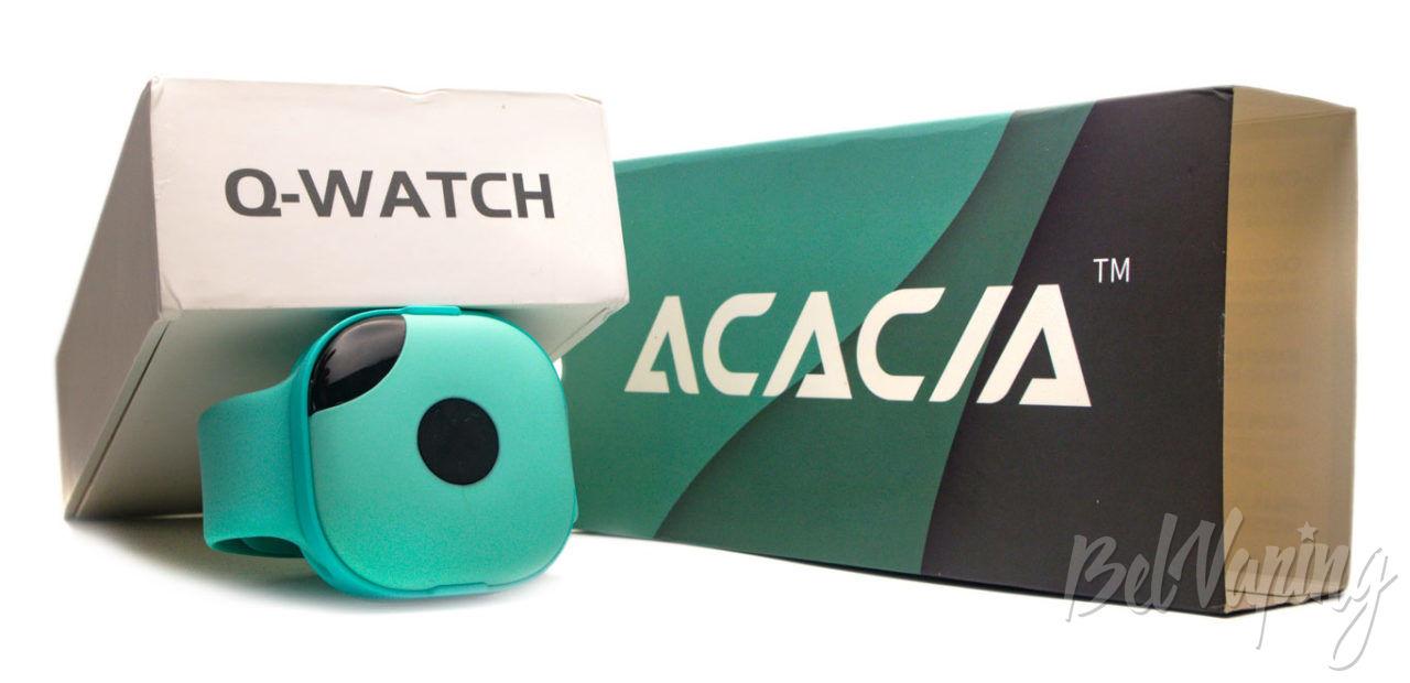 Обзор Acacia Q-WATCH POD