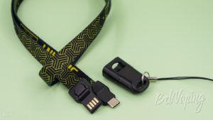 Кабель USB Type-C из комплекта Battlestar Baby