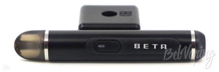 Кнопка и светодиод Beta Pod