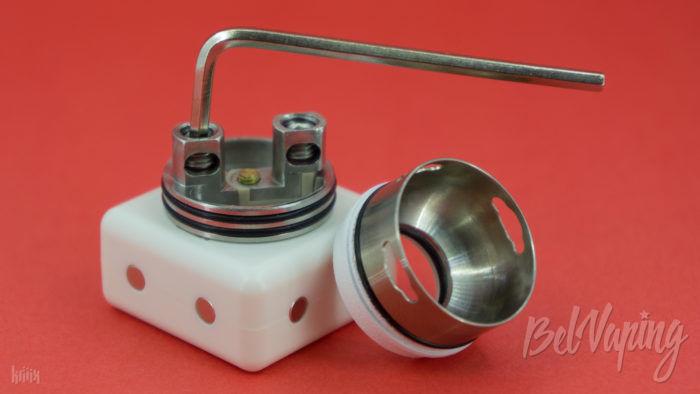 Ключ на 2,5 мм для винтов Dripka RDA