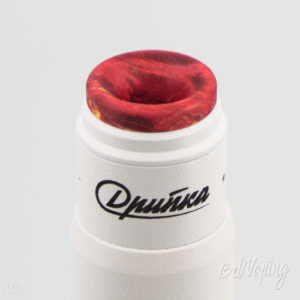 "Low-Pro дриптип от Ohmy Vape Customs на ""Дрипка"" RDA"