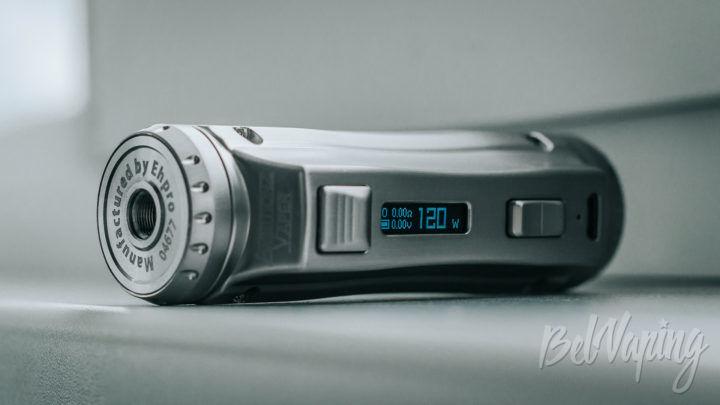 Обзор боксмода Cold Steel 100 от Ehpro