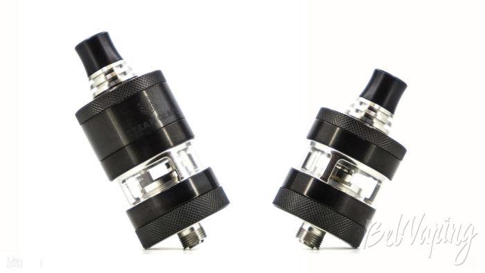 Glaz Mini MTL RTA на 5 мл (слева) и на 2 мл (справа)