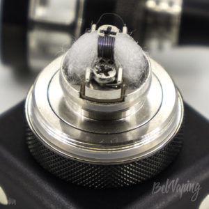 Укладка ваты в Glaz Mini MTL RTA