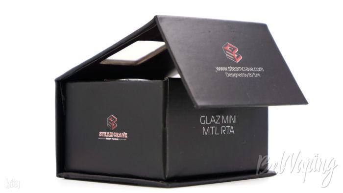Упаковка Glaz Mini MTL RTA