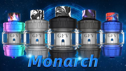 Goforvape Monarch Sub Ohm Tank. Первый взгляд