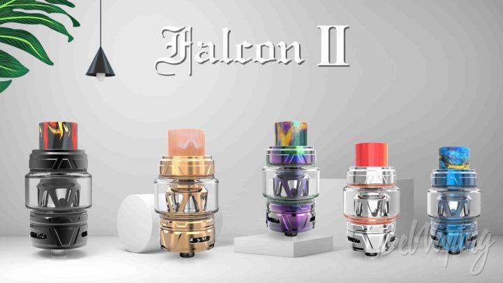 Horizon Falcon 2 Sub Ohm Tank. Первый взгляд