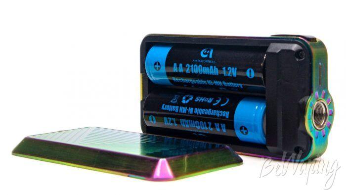 Joyetech BATPACK KIT - установка аккумуляторов