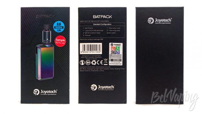 Joyetech BATPACK KIT - упаковка