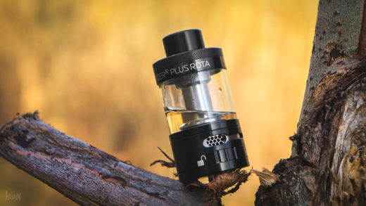 Обзор Steam Crave Aromamizer Plus RDTA 30mm