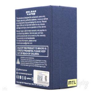 Упаковка Reload MTL RTA