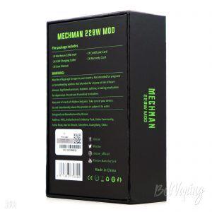 Упаковка Rincoe MECHMAN 228W Mod