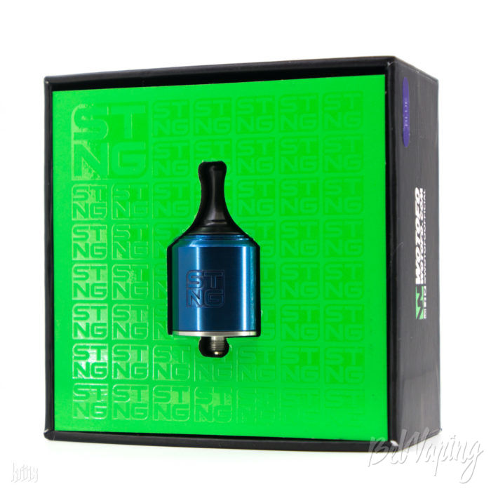 Упаковка STNG MTL RDA