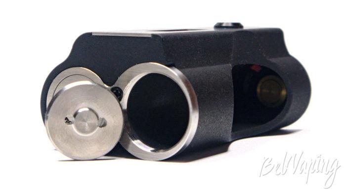 SXK STEALTH Style Box Mod - батарейный отсек