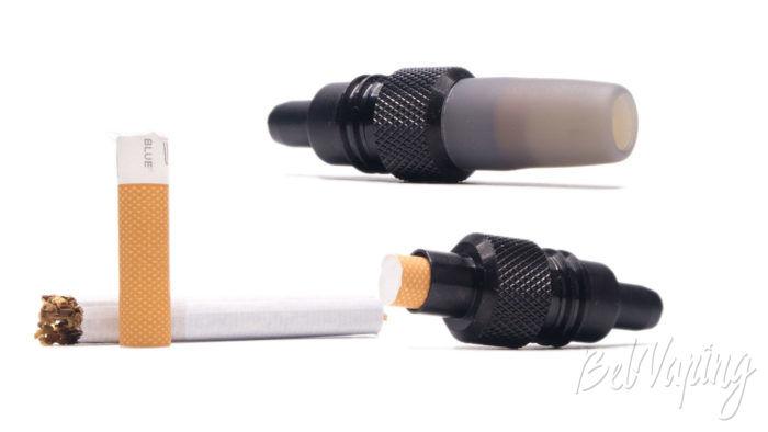 Система нагревания табака iUOK 3,0 - установка фильтра