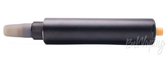Система нагревания табака iUOK 3,0 - вид с установленной сигаретой