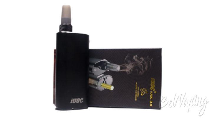 Обзор системы нагревания табака iUOK 3.0