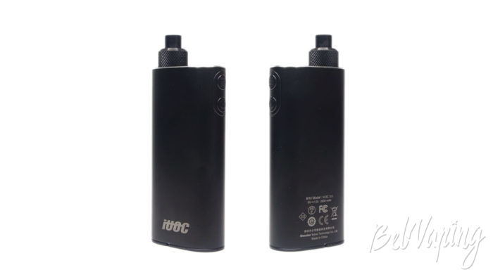 Система нагревания табака iUOK 3,0