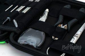 Крепления для инструмента в сумке набора WOTOFO VAPE TOOL KIT