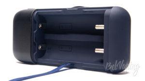 Зарядное устройство и пoвербанк Xtar PB2S - контактная группа +