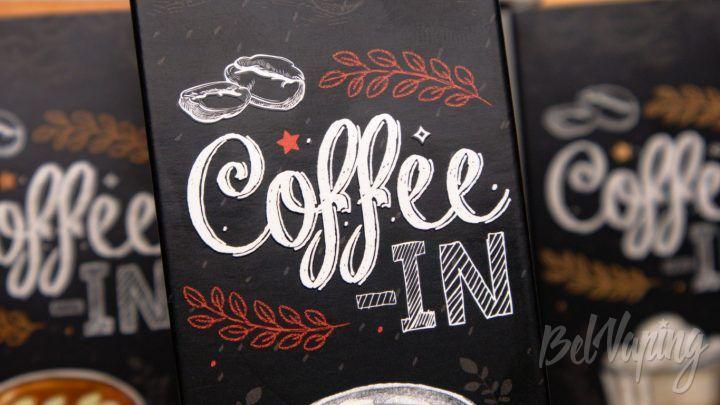 Обзор жидкости COFFEE IN от Red Smokers