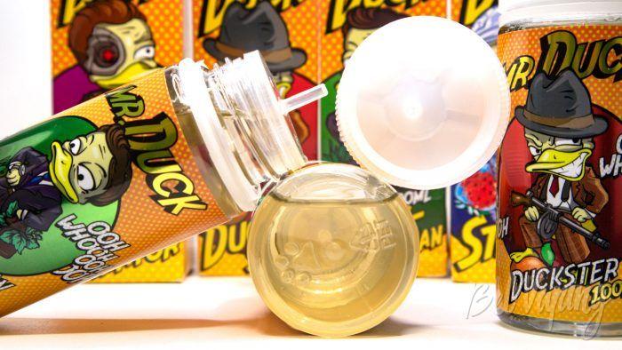 Жидкости MR.DUCK от FruitCloud - флаконы