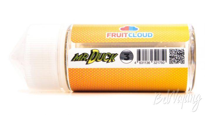 Жидкости MR.DUCK от FruitCloud - дополнительная информация
