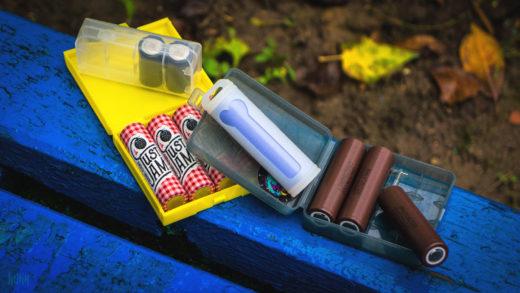 Аккумуляторы для вейпинга зимой
