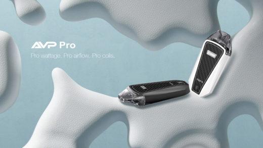 Aspire AVP Pro. Первый взгляд