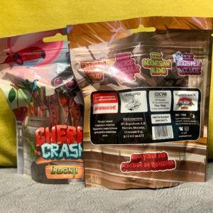 Упаковка жидкости Cherry Crush