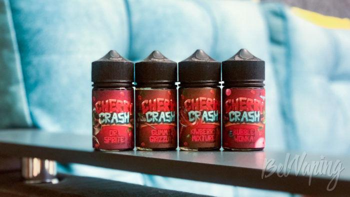 Жидкости Cherry Crash