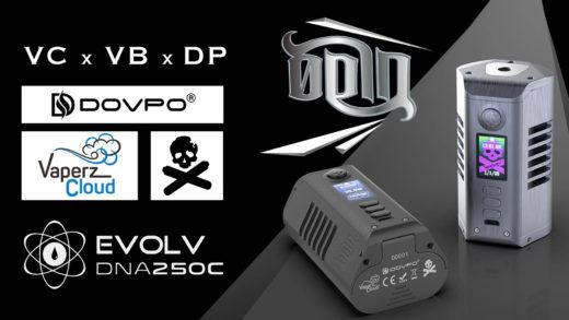 Dovpo Odin DNA250C. Первый взгляд