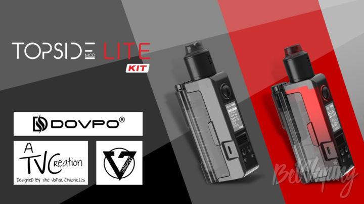 Dovpo Topside Lite Kit. Первый взгляд
