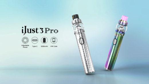 Eleaf iJust 3 Pro. Первый взгляд
