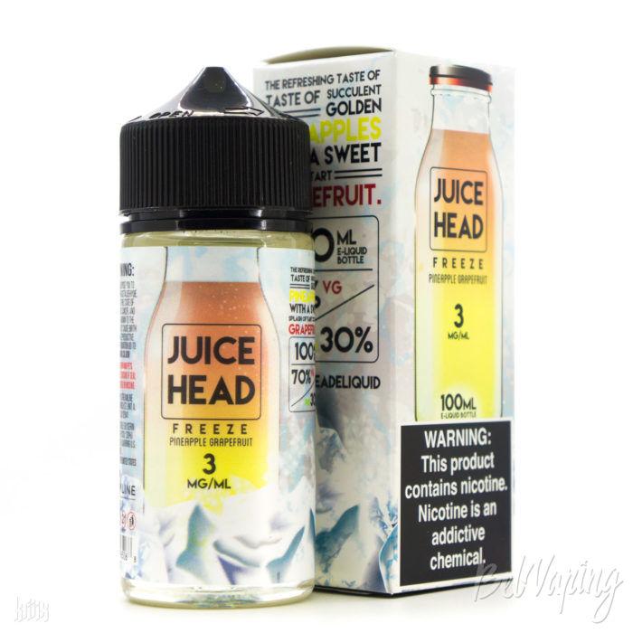 Жидкость Juice Head Freeze — Pineapple Grapefruit