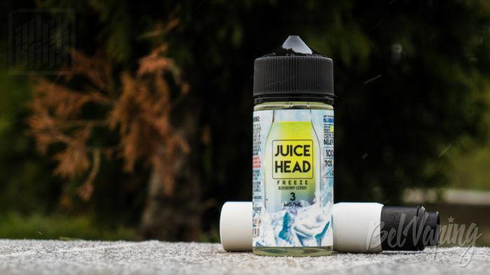 Жидкость Juice Head Freeze
