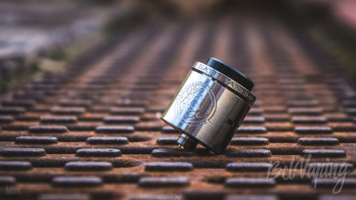 Обзор дрипки Tannhauser Gate RDA от Poisoned Blood