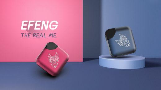 Snowwolf Efeng Pod. Первый взгляд